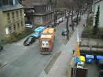 Scania M�llauto un Iveco K�hllaster in Babelsberg am 14.03.2012